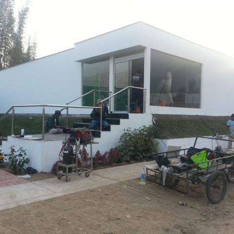 Construcción de Departamento Piloto en Club House Bonavista – Huachipa
