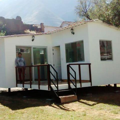 Construcción de casa de campo en Yucay – Cusco